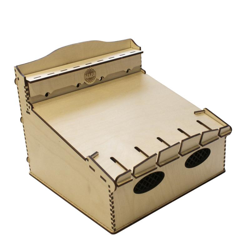 Bausatz Kabelbox klein